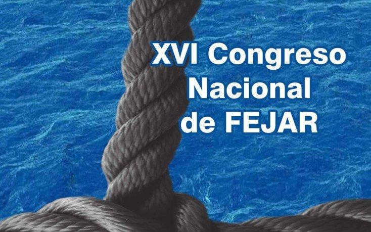 O XVI Congreso FEJAR celébrase o 25, 26 e 27 Setembro de 2015 en Sevilla