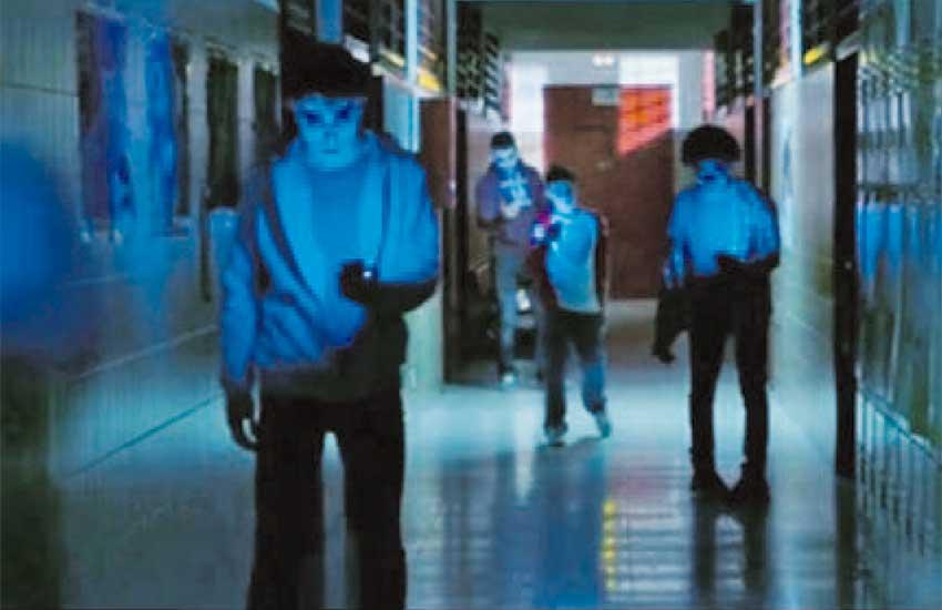 Un de cada cinco escolares galegos, en risco de adicción a Internet