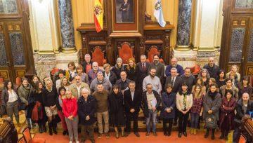 AGALURE participa na constitución do Consello Local de Saúde