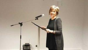 Obitiuario: Falece Ánxela Franco, deputada provincial responsable de Benestar Social