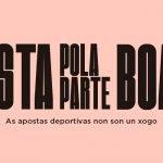 Agalure impulsa, xunto ao Concello de A Coruña, unha campaña para concienciar sobre o perigo das apostas deportivas