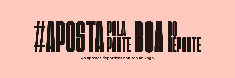 Agalure impulsa, junto al Ayuntamiento de A Coruña, una campaña para concienciar sobre el peligro de las apuestas deportivas